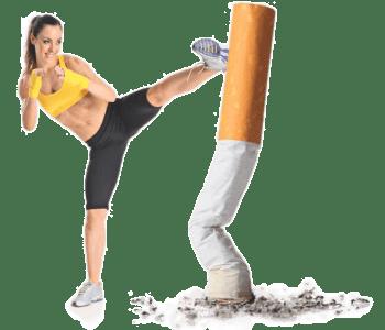 makkelijk stoppen met roken