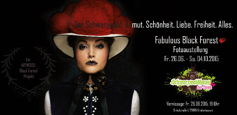 Ausstellung Artwood  Fabulous Black Forest