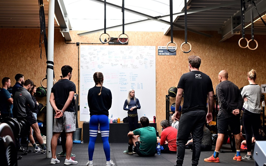 Certified CrossFit Level 3 Trainer