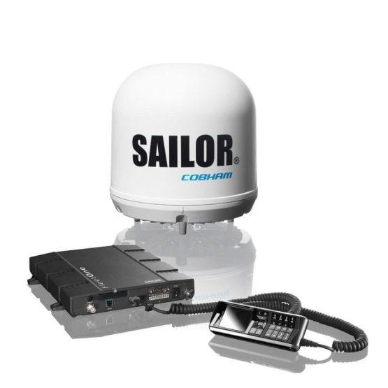 Fleet One Sailor cobham