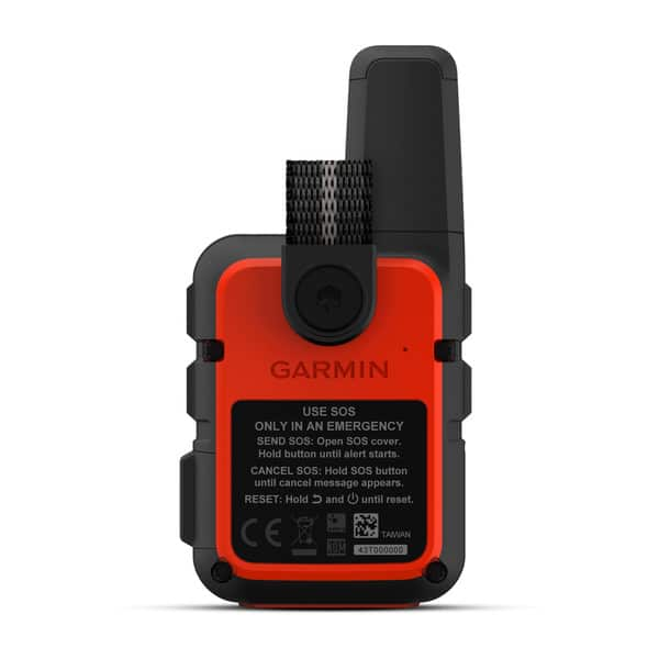 Mini Inreach orange back