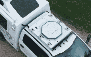 Connectivité mobile par satellite Kymeta