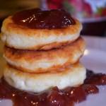 Farmer's Cheese Patties/ Syrniki/ Сырники/ Vera's Cooking/ Verascooking.com