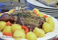 Pot Roast/ Vera's Cooking/ Verascooking.com/