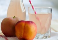 Homemade Apple and Peach Juice/ Vera's Cooking/ Verascooking.com/