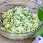 Green Onion Salad/ Vera's Cooking/ Verascooking.com/