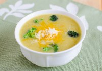 Broccoli and cheddar soup/ Creamy Broccoli and Cheddar Soup/ Cream of Broccoli Soup/ Veras Cooking/ Verascoking.com/