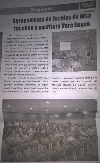 artigo jornal