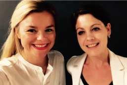 #24 Sabine Schoon und Vera Strauch Interview 2018 10 12