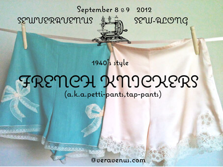 French Knicker picture link to the tutorial page