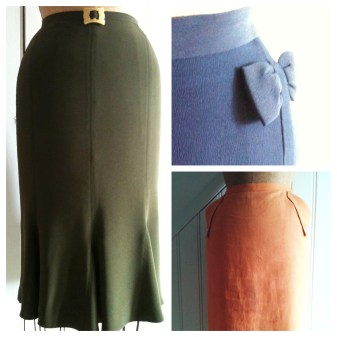 3 skirts to draft tutorial
