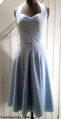 Sweetheart Gingham