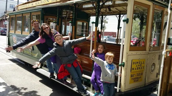 Visit San Francisco In A Day: Cable Cars, Chinatown, and Chocolate