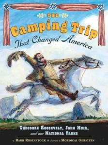 Image and Link to Amazon for Camping Trip That Changed America