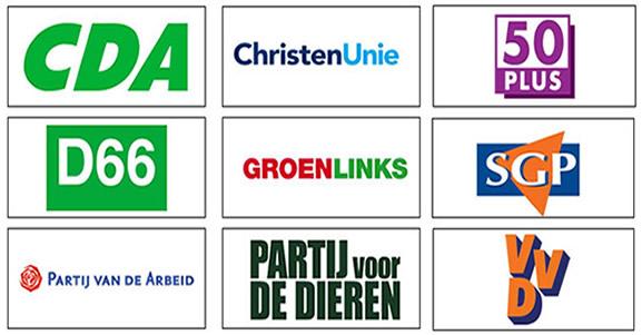 Nederlanse politieke partijen