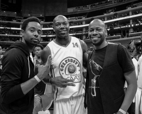 OCAAT's Celebrity Basketball Game at Staples Center – Photos by Sunday Noir Photography