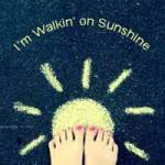 Walkin' On Sunshine