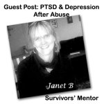 Abuse Survivor Fights PTSD and Depression