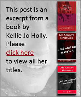 This post is an excerpt from a book by Kellie Jo Holly. Please click here to view all her titles on Amazon.com.