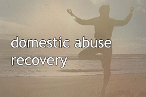 Recovery from domestic abuse takes time. Recovery can take less time if you know a few things common to survivors in domestic abuse recovery. Take a look.
