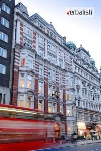 Kursevi Verbalista za poslovni engleski - zgrada koledža St. Giles u centralnom Londonu