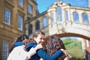 Verbalisti u šetnji Oksfordom