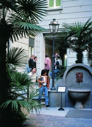 Vrt skole Linguadue u Milanu