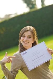 Svi polaznici dobijaju sertifikat Kings koledža