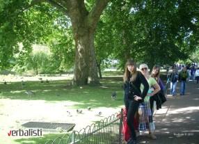 Verbalisti, My London grupa, 17. juli, 27