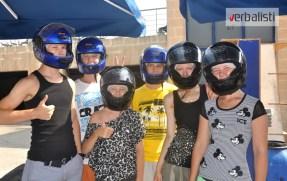 Program active MALTA, karting