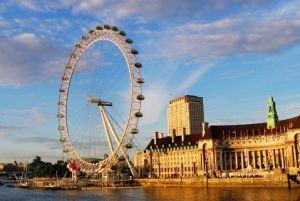 Jezički program My London, London Eye