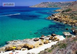 Plaža na Malti