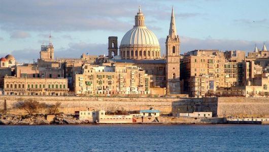 Glavni grad Malte, Valletta