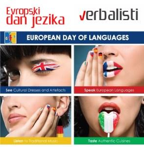 Evropski dan jezika sa Verbalistima