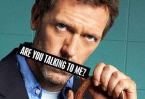 Glumac Hugh Laurie