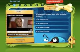 Kursevi engleskog online, Verbalisti, Video Booster - Survival Test