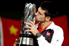Novak Djokovic prvak turnira u Sangaju 2012