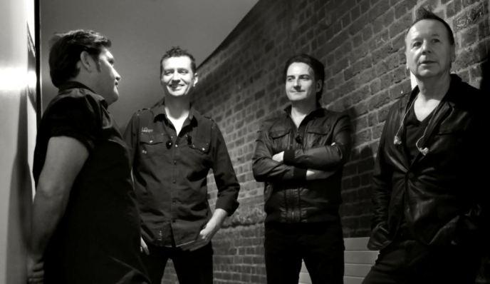 Hit muzika i lista Verbalista - Alive and Kicking, Simple Minds