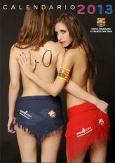 Kalendar fudbalskog kluba Barselona 2013