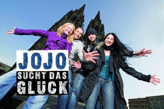 Kursevi nemackog jezika, Jojo sucht das Glück