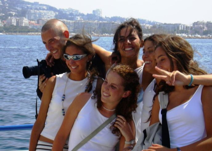 Letnja skola francuskog jezika u Nici