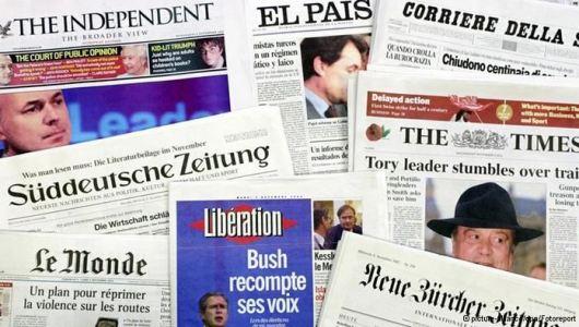 nemacka stampa i mediji
