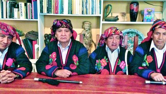 Poglavari naroda Maja