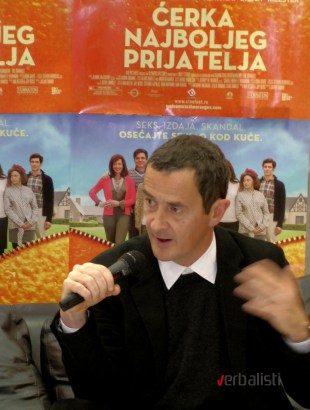 Reditelj Julian Farino