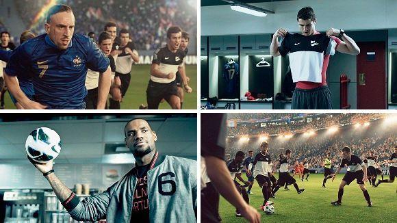 Reklama za Nike, My Time is Now