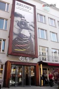 Ulaz u koledž GLS u Berlinu