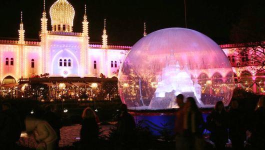 Kopenhagen, Danska, novogodisnji trenutci