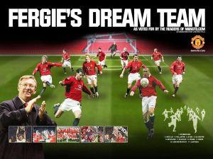 Mancester junajted dream team
