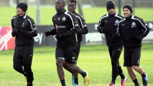 Francuski fudbaleri britanskog kluba Newcastle