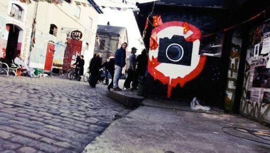 Puser ulica u Kristijaniji (Danska)